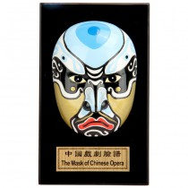 Exquisite opera mask gifts abroad makeup of wind